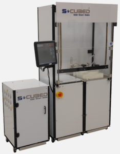 Flexi manual photoresist coater